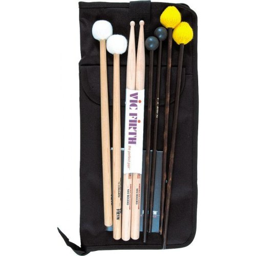 Vic Firth Intermediate Education Pack (includes SD2, M3, M6, T3, BSB)