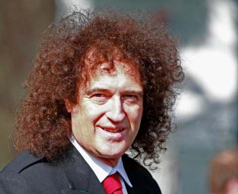 Queen's legendary guitarist Brian May gained a PhD in astrophysics from Imperial College in 2007 and at present he serves as the Chancellor of Liverpool John Moores University