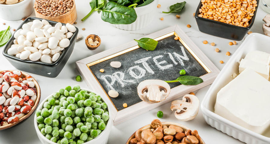 protein sign and other types of protein