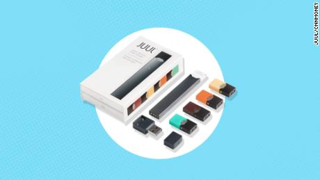 Juul ramped up nicotine levels, and competitors followed, study says