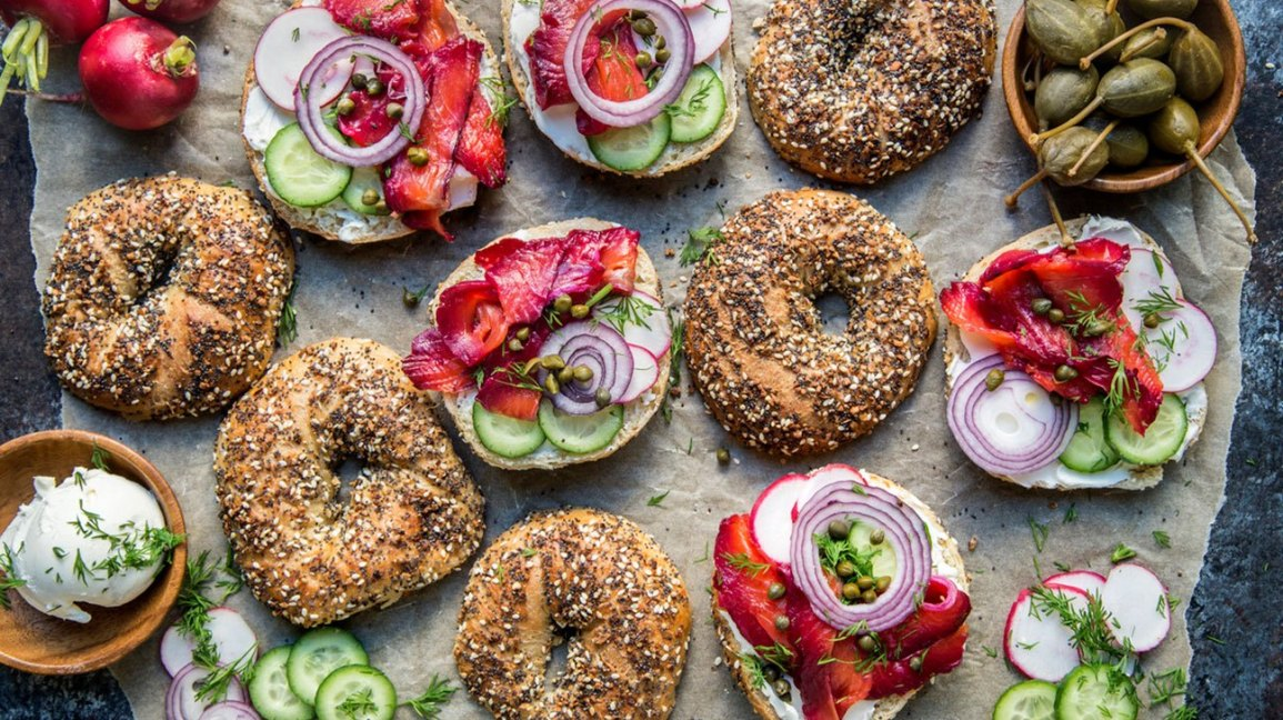 Are Bagels Healthy