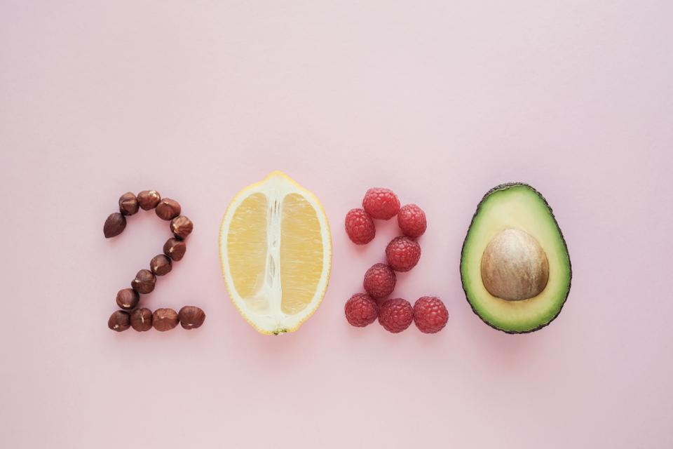 2020 made food