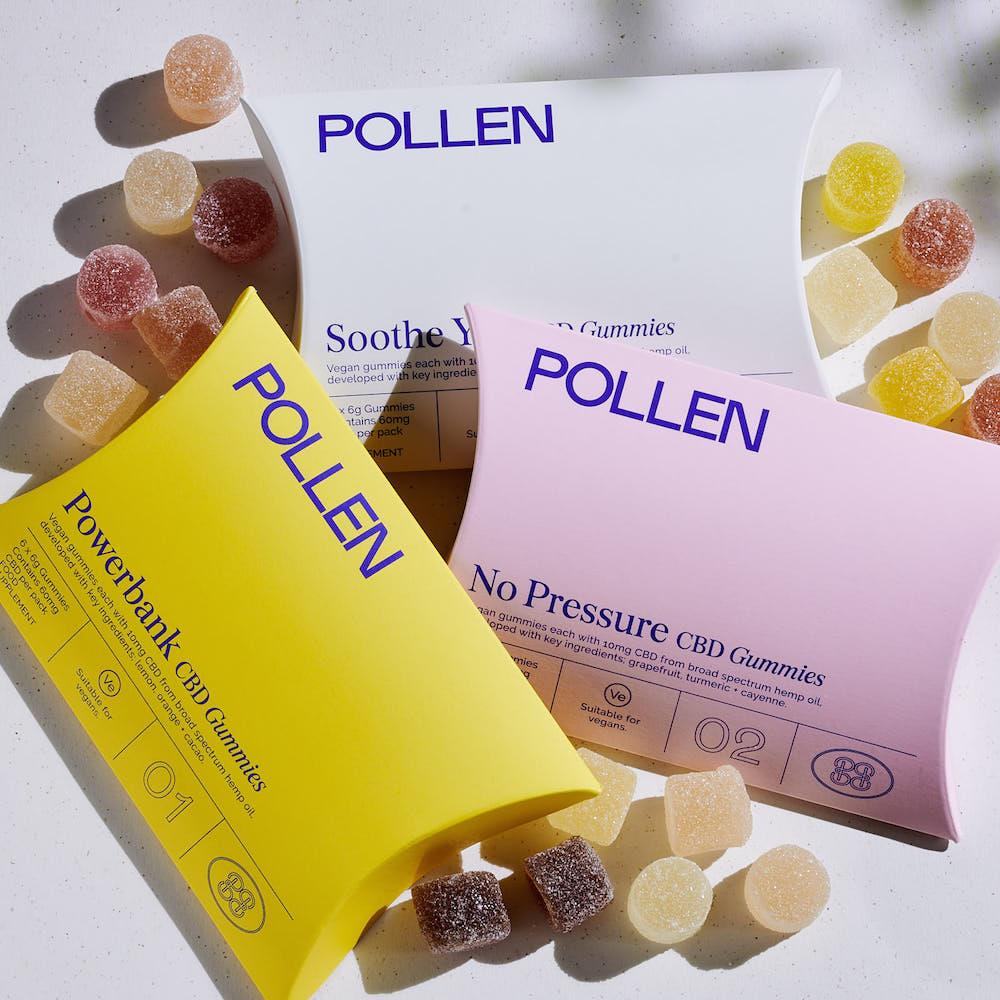 Pollen CBD Gummies