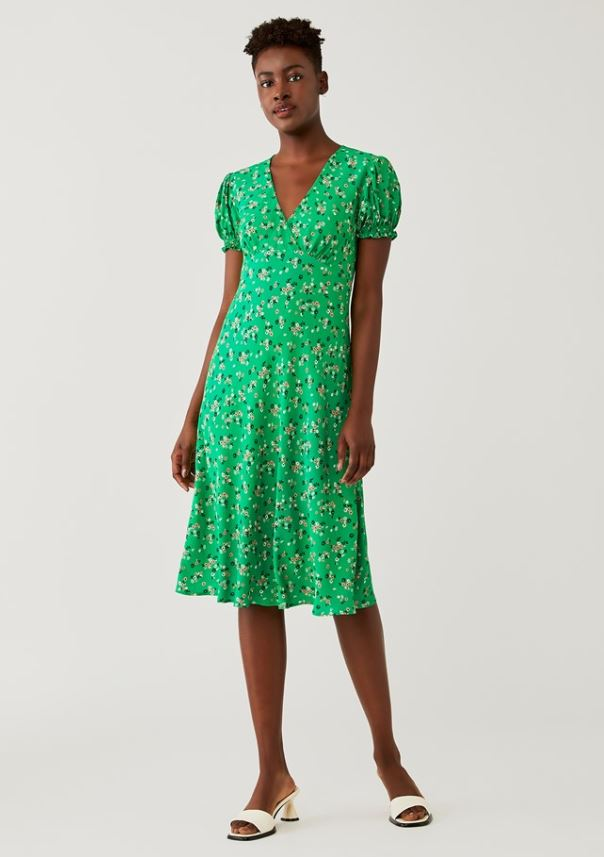 Ghost Dress Green Your summer wardrobe sorted