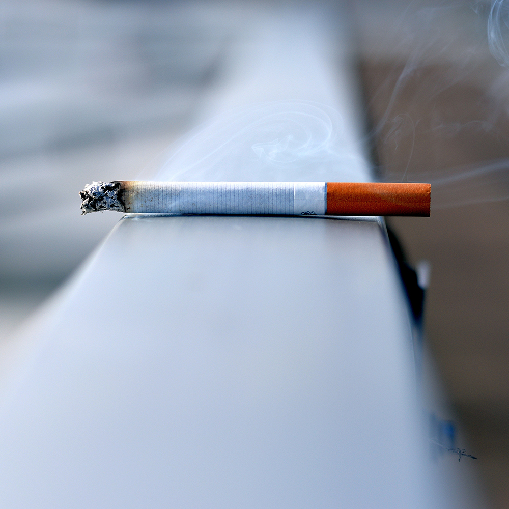 smoker's flu